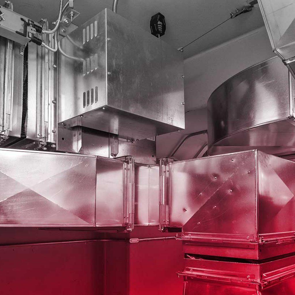 CNC Plasma Cutting for HVAC