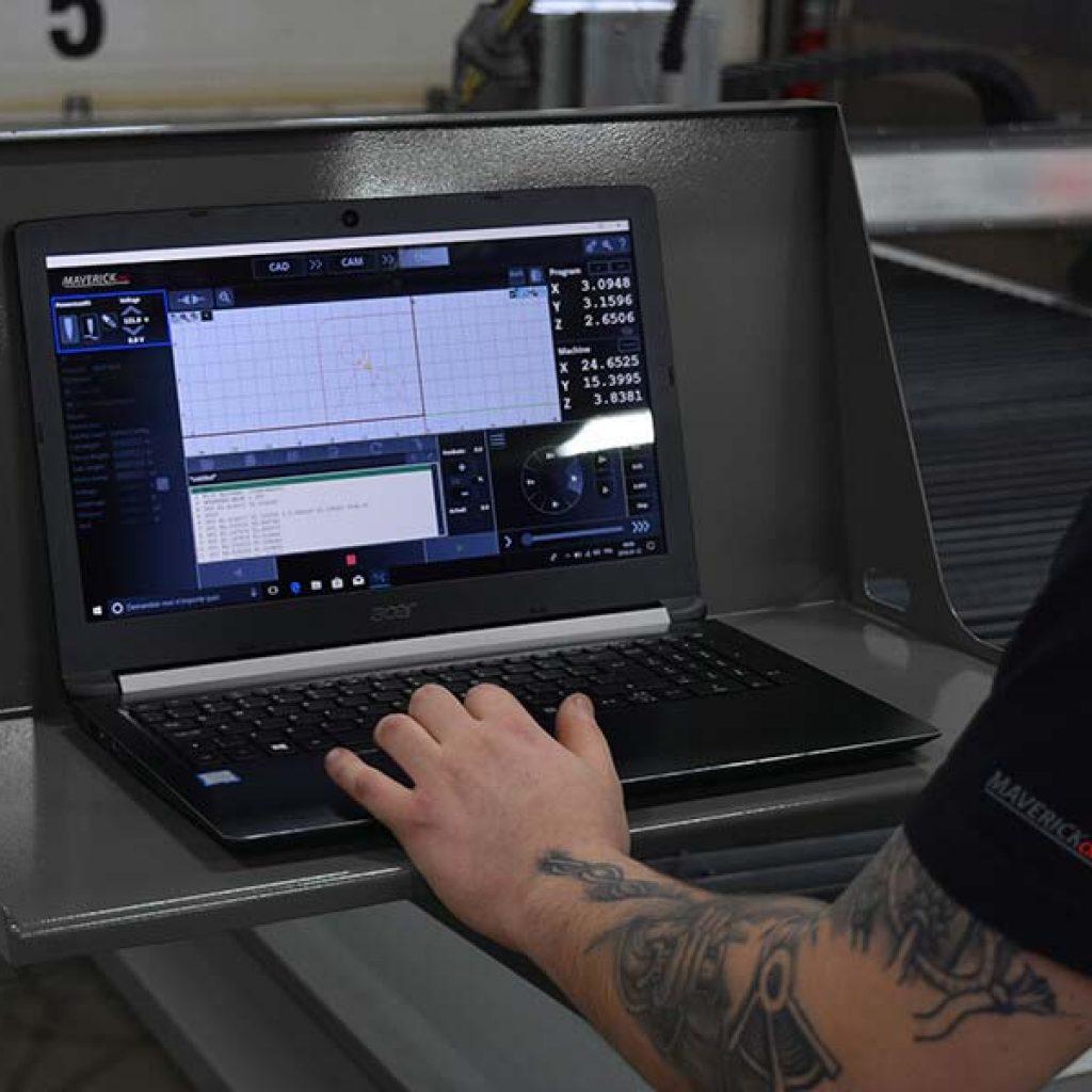 Laptop Controller