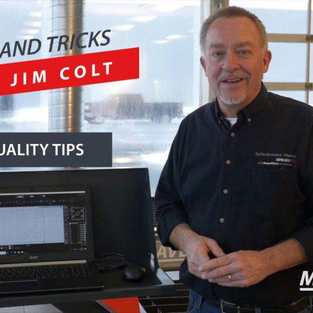 Tips And Tricks Jim Colt Cut Quality Tips