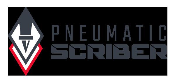 MaverickCNC Pneumatic Scriber
