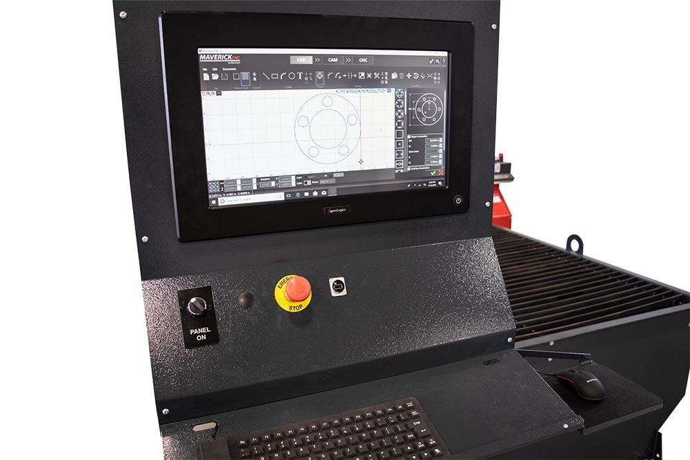 MV-PRO Computer Station