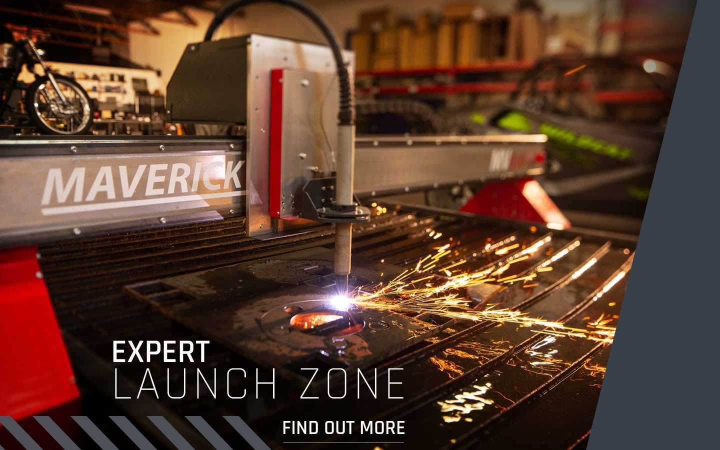 Expert Launch Zone