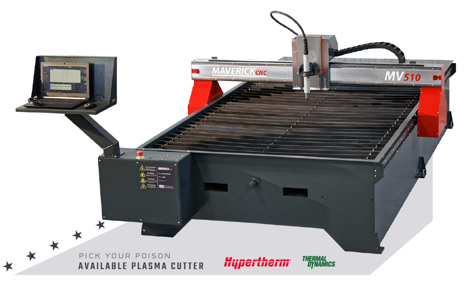 maverickcnc-mv-510-plasma-cutting-table