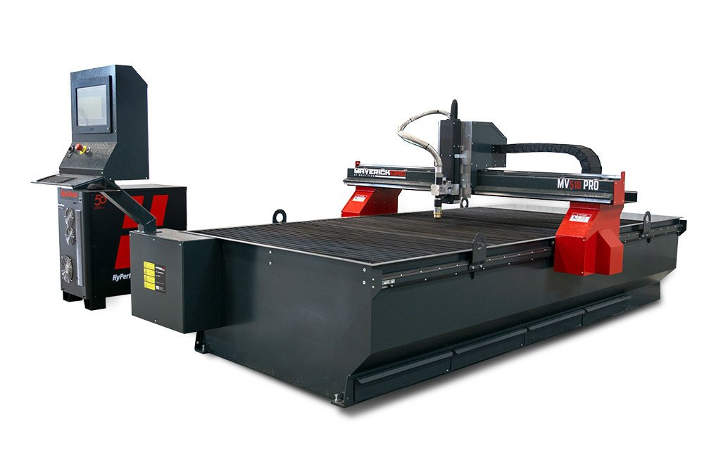 MaverickCNC MV-PRO Hypertherm plasma table