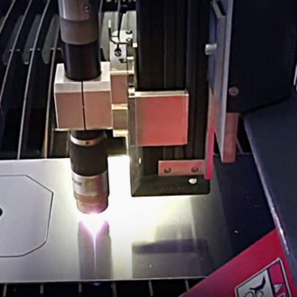 cutting thin aluminum with plasma