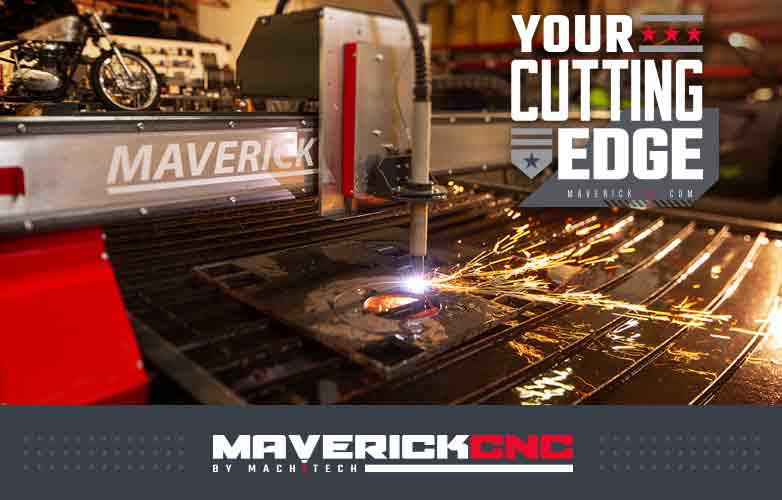 MaverickCNC Plasma Cutting Tables | MaverickCNC by Machitech