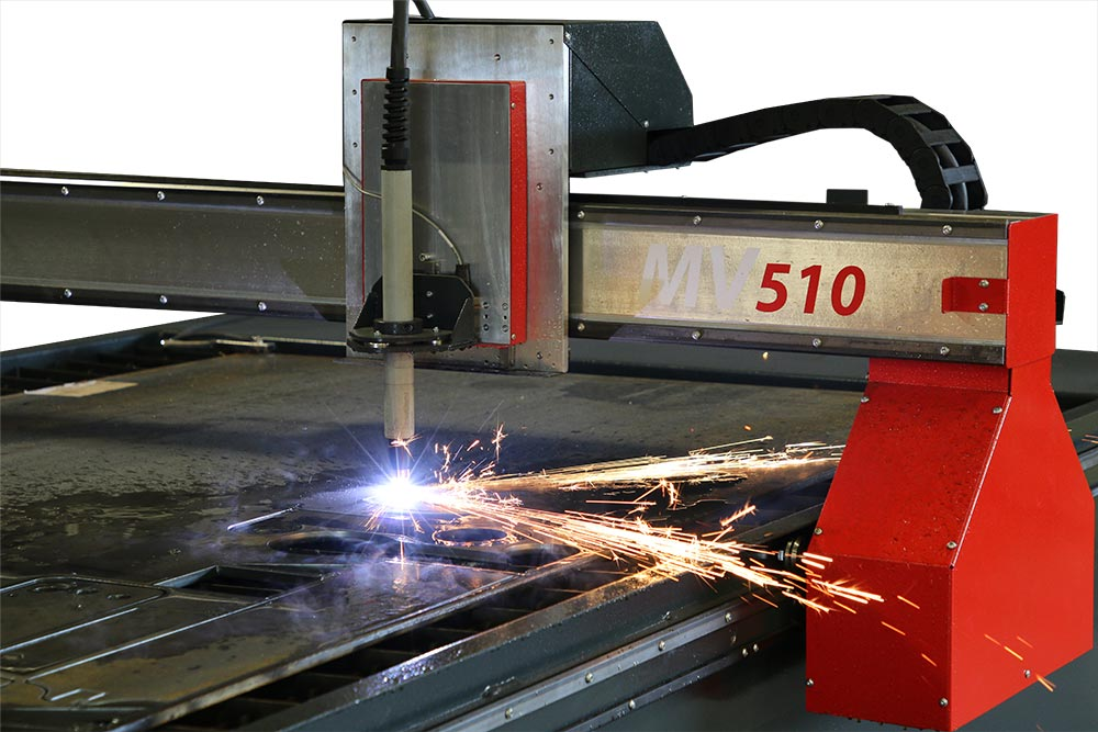 MV-510 plasma cutting