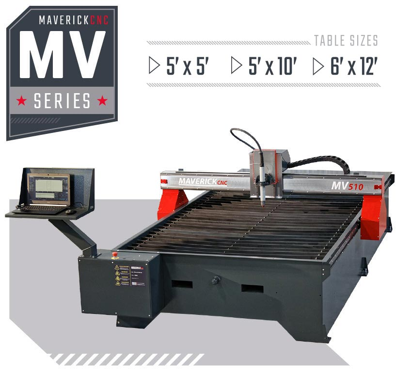 MV Series Cutting Tables
