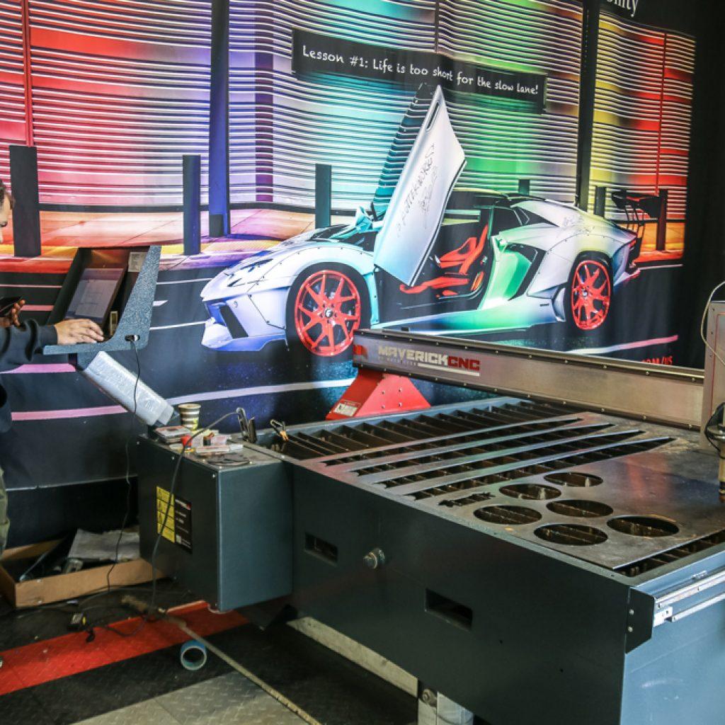 Buy a Quality CNC Plasma Table