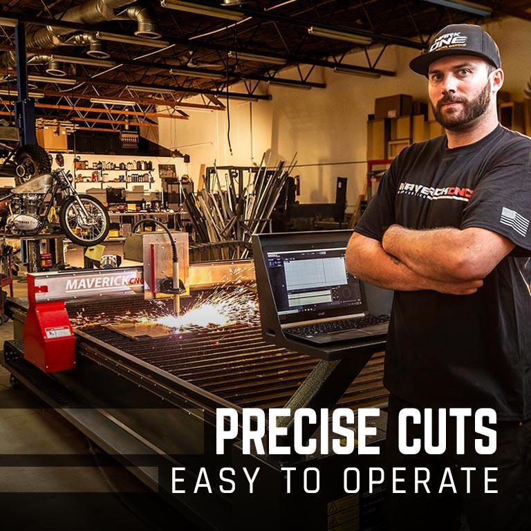 Precise Cuts M