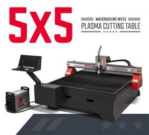 MV55 Plasma Cutting Table