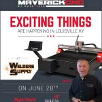 Welders Supply Demo Day