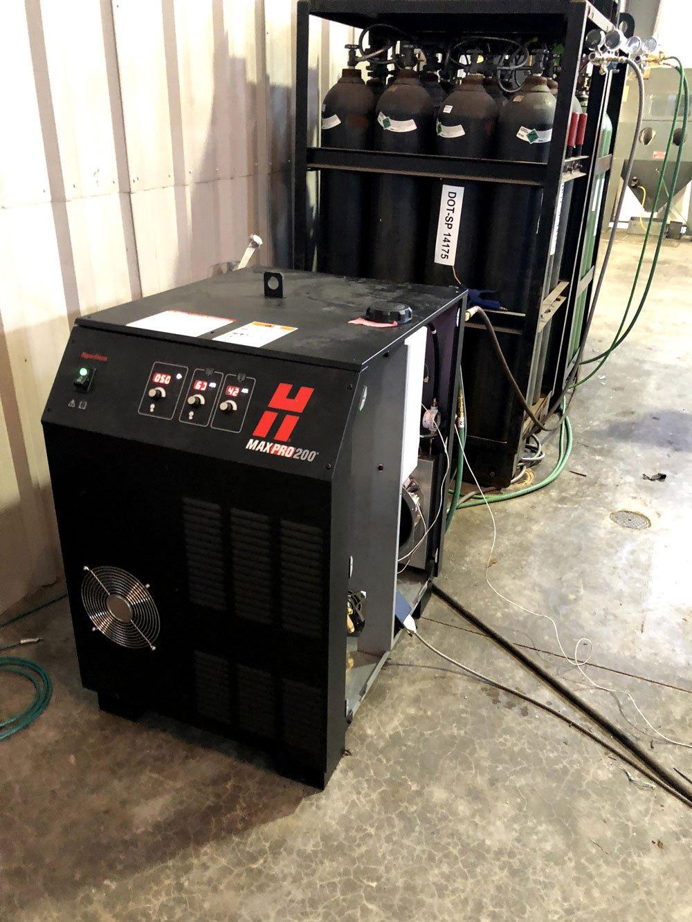 Oxygen Plama power supply