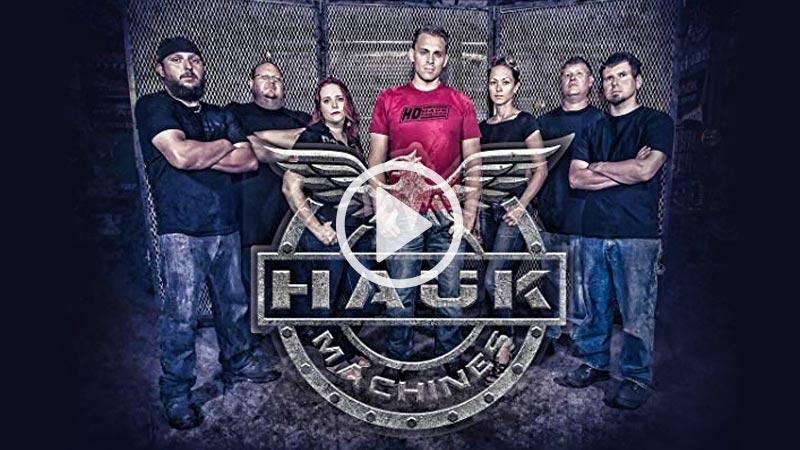 Hauk Machines Amazon