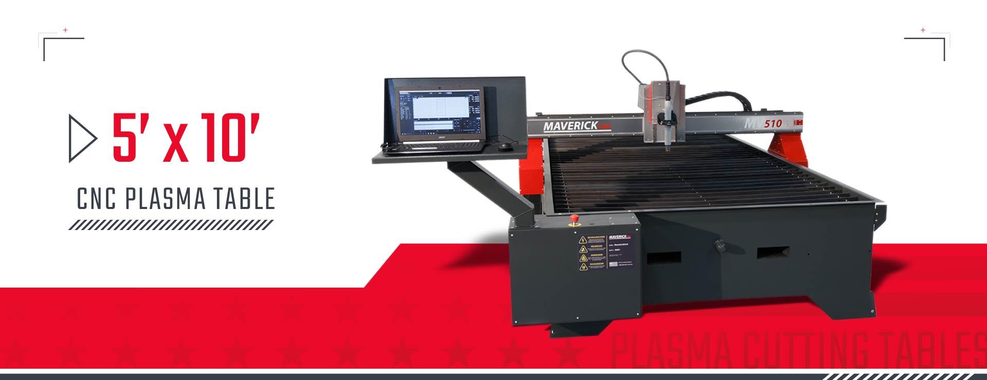 MV510 CNC Plasma Cutter