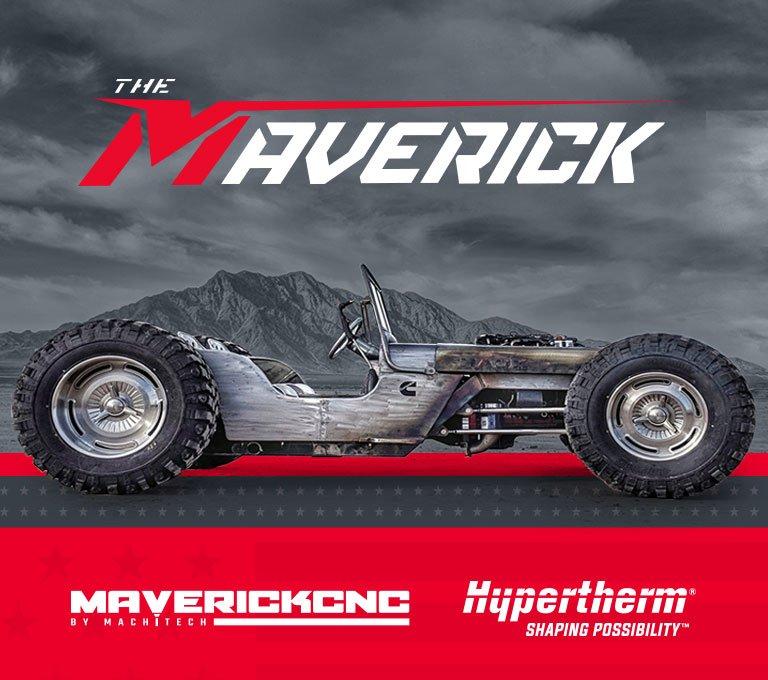 The Maverick - MaverickCNC Hypertherm