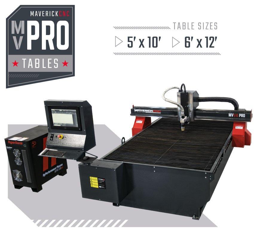 MV-Pro Plasma Tables