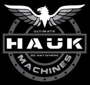 Hauk Machines Logo